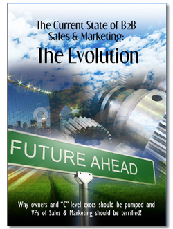 B2B manufacturer marketing book