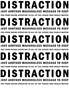 inbound marketing overcomes the resistance to interruption and distraction