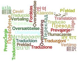 translation international business language