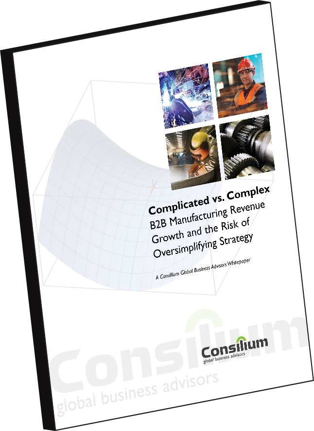 complexity whitepaper cover b2b revenue growth strategy