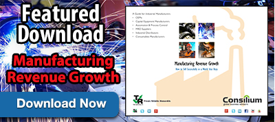 manufacturing revenue growth with a strong b2b marketing plan