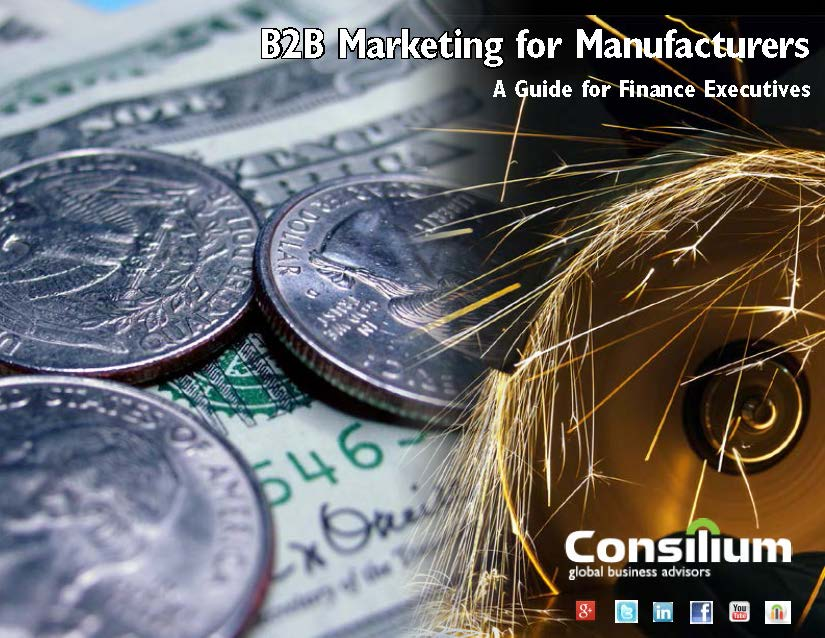 The finance of industrial content marketing