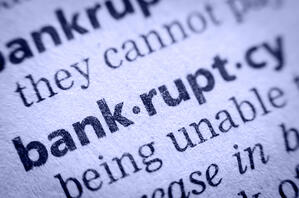unpredictable bankruptcy is a business threat