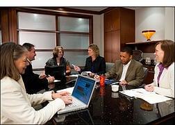 b2b marketing real meeting