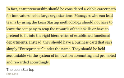 entrepreneurship will be key to navigating covid related changes