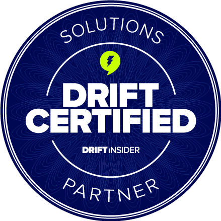 Consilium is a Drift Certified Solutions partner for conversational marketing, conversational sales and revenue acceleration