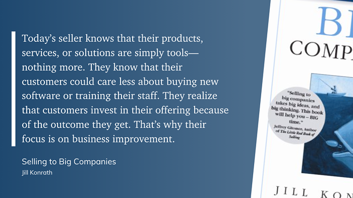 manufacturing marketing and industrial sales don't rely on product knowledge