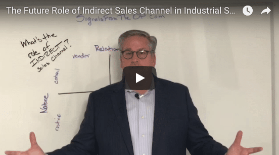 role of sales channel in manufacturing revenue growth