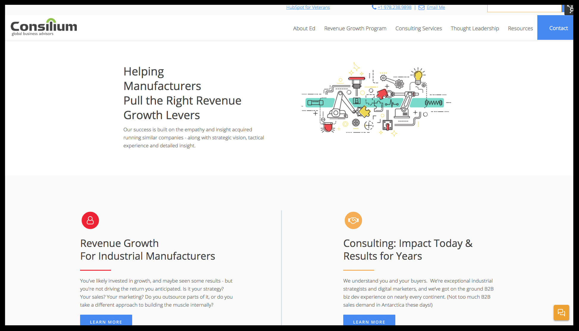 strategy consultant and revenue growth advisor ed marsh launches new website