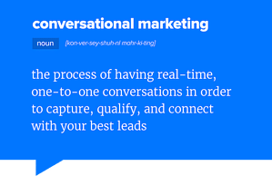 global conversational marketing webinar