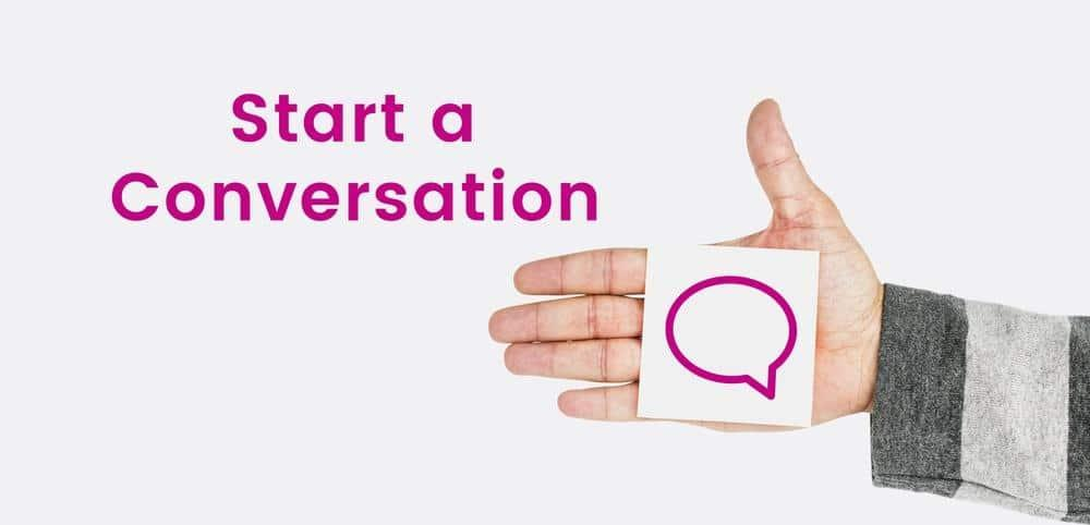 how to start conversational marketing