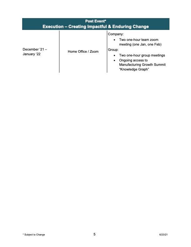 p5 Microsoft Word - Manufacturing Growth Summit Agenda