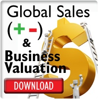 Global Sales Business Valuation