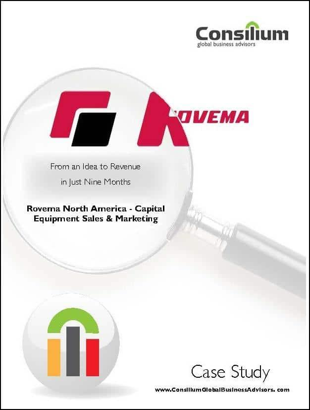 revenue growth for capital equipment manufacturers