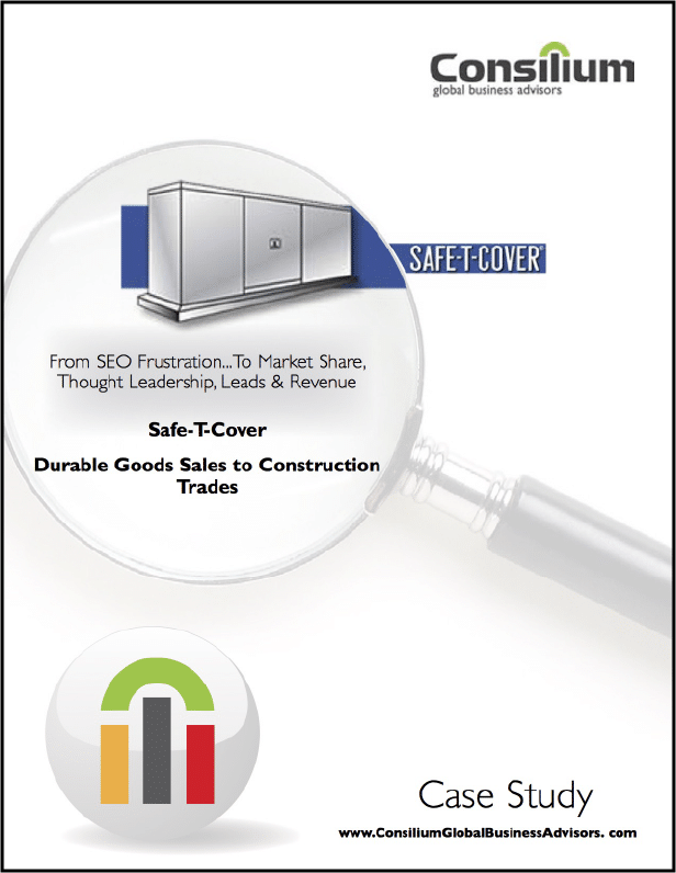 Durable Goods industrial marketing and revenue growth consulting case study ed marsh safe-t-cover