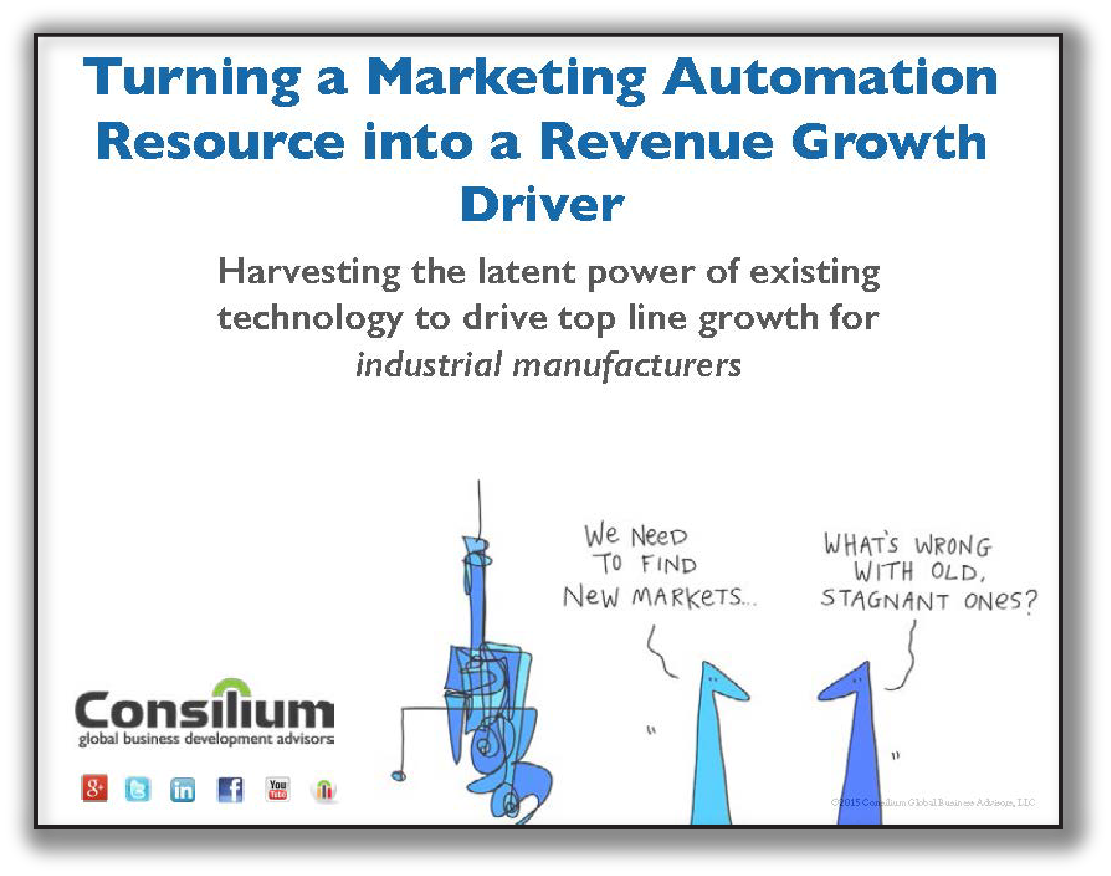 marketing automation drives complex sales results